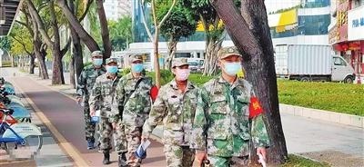 """香洲区探索推行""""网格化+退役军人""""服务管理新模式"""