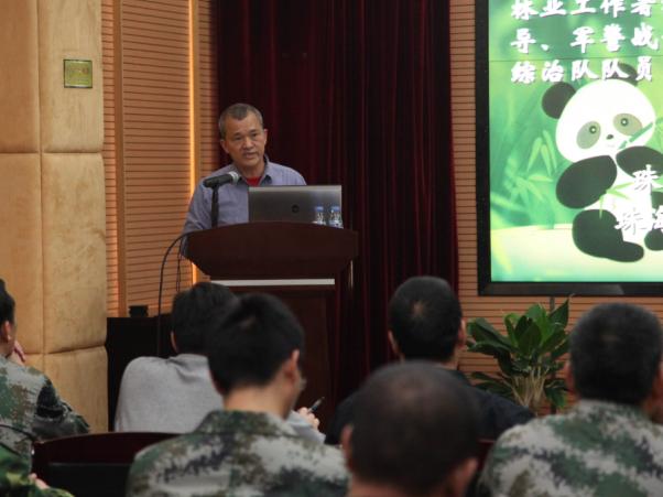 3月13日至14日,区森林防火指挥部组织全区森林防火工作人员进行